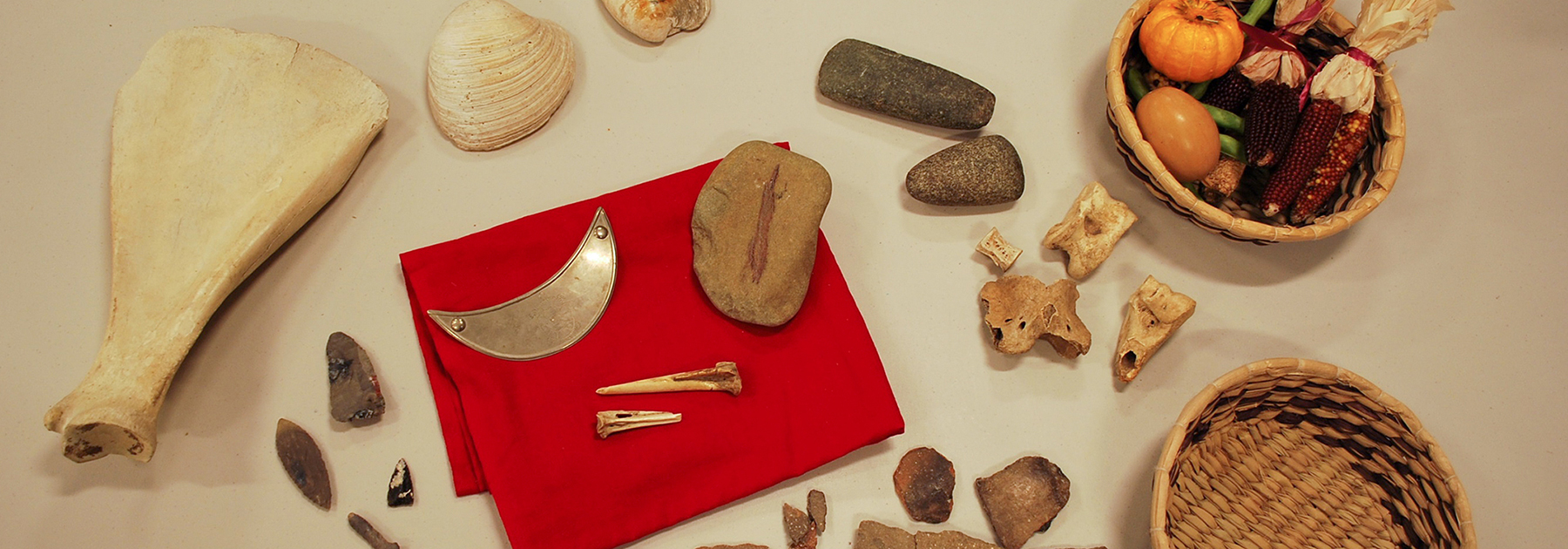 photo of educational items on a table top